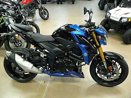 2018 Suzuki GSX-S750 for sale 200448334