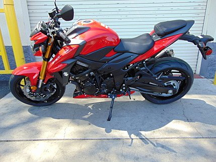 2018 Suzuki GSX-S750 for sale 200454033