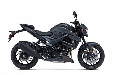 2018 Suzuki GSX-S750 for sale 200496098