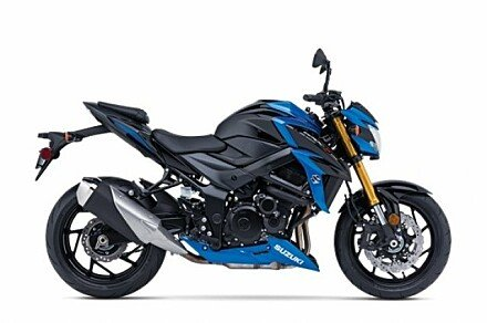 2018 Suzuki GSX-S750 for sale 200496160