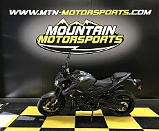 2018 Suzuki GSX-S750 for sale 200543138