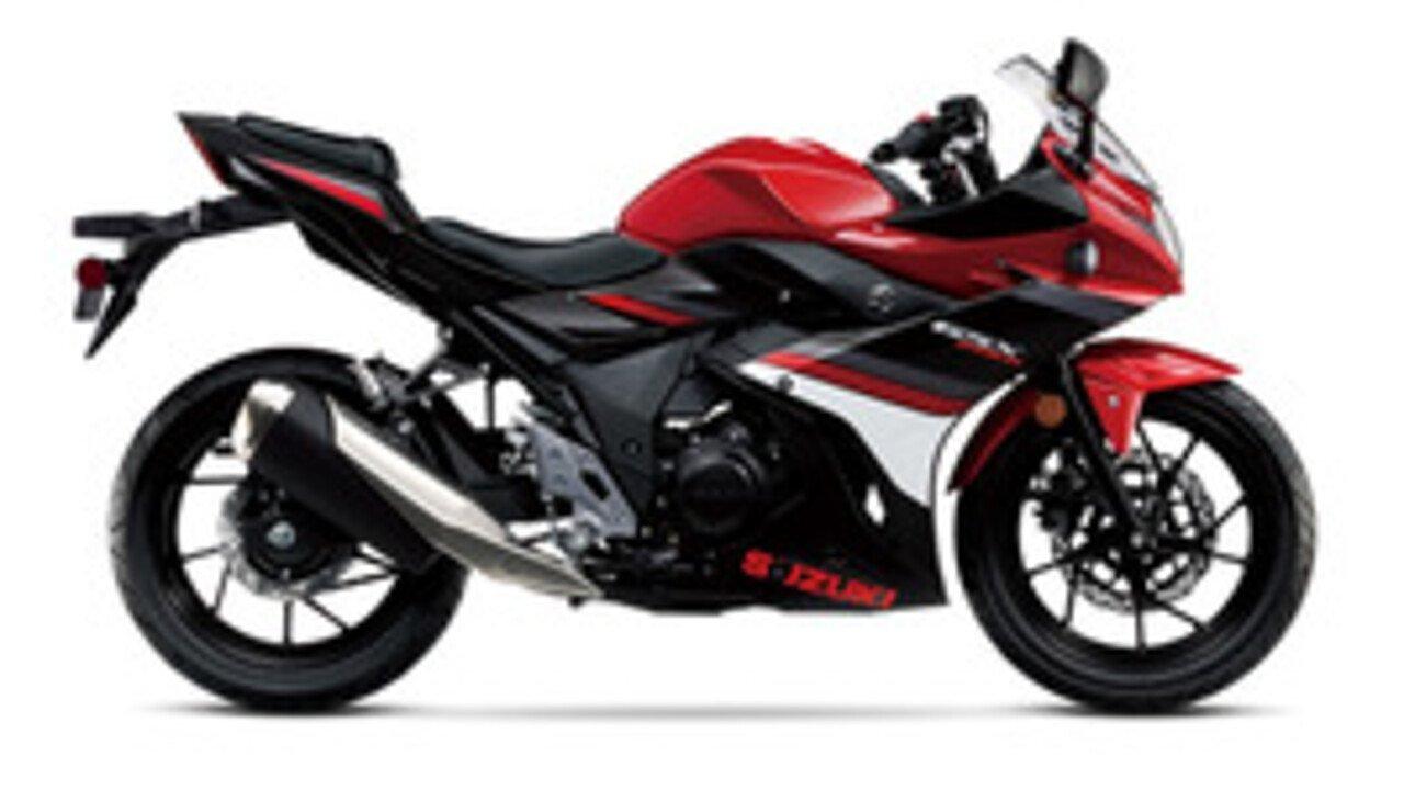 2018 Suzuki GSX250R for sale 200554352