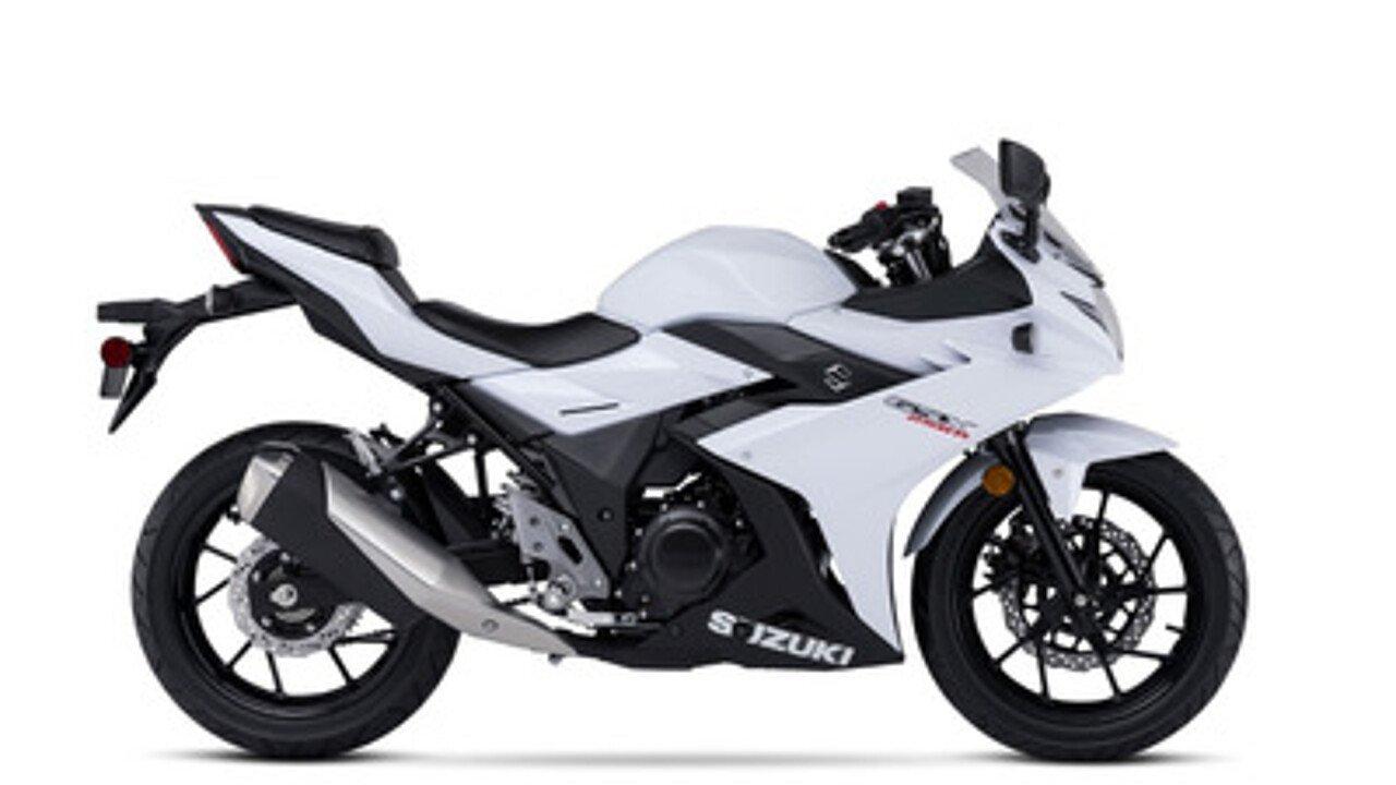 2018 Suzuki GSX250R for sale 200562847