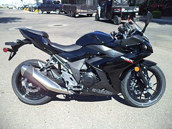 2018 Suzuki GSX250R for sale 200582587