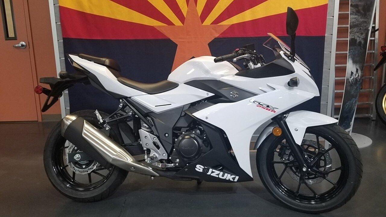 2018 Suzuki GSX250R for sale 200592735