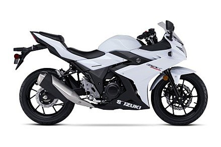 2018 Suzuki GSX250R for sale 200461236