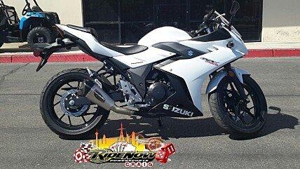 2018 Suzuki GSX250R for sale 200473080
