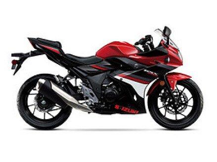 2018 Suzuki GSX250R for sale 200482753