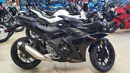 2018 Suzuki GSX250R for sale 200489947
