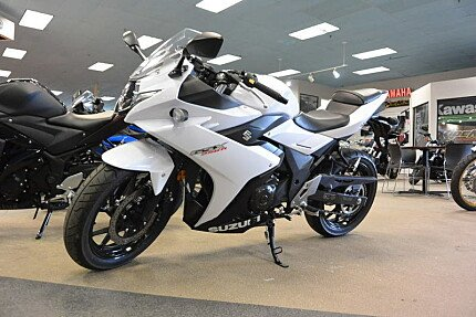 2018 Suzuki GSX250R for sale 200560255