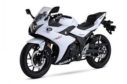 2018 Suzuki GSX250R for sale 200584687