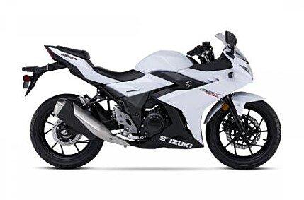2018 Suzuki GSX250R for sale 200607598