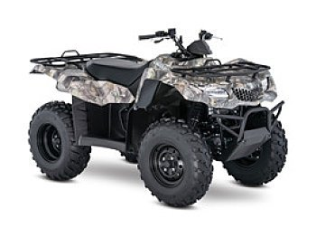 2018 Suzuki KingQuad 400 for sale 200495052