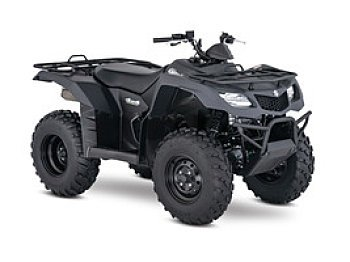 2018 Suzuki KingQuad 400 for sale 200495053