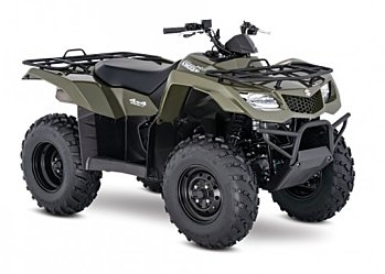 2018 Suzuki KingQuad 400 for sale 200496278
