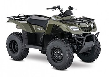 2018 Suzuki KingQuad 400 for sale 200496279