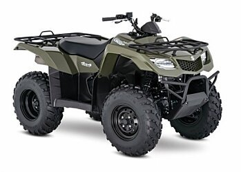 2018 Suzuki KingQuad 400 for sale 200496361