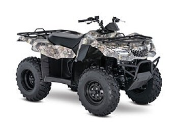 2018 Suzuki KingQuad 400 for sale 200524702