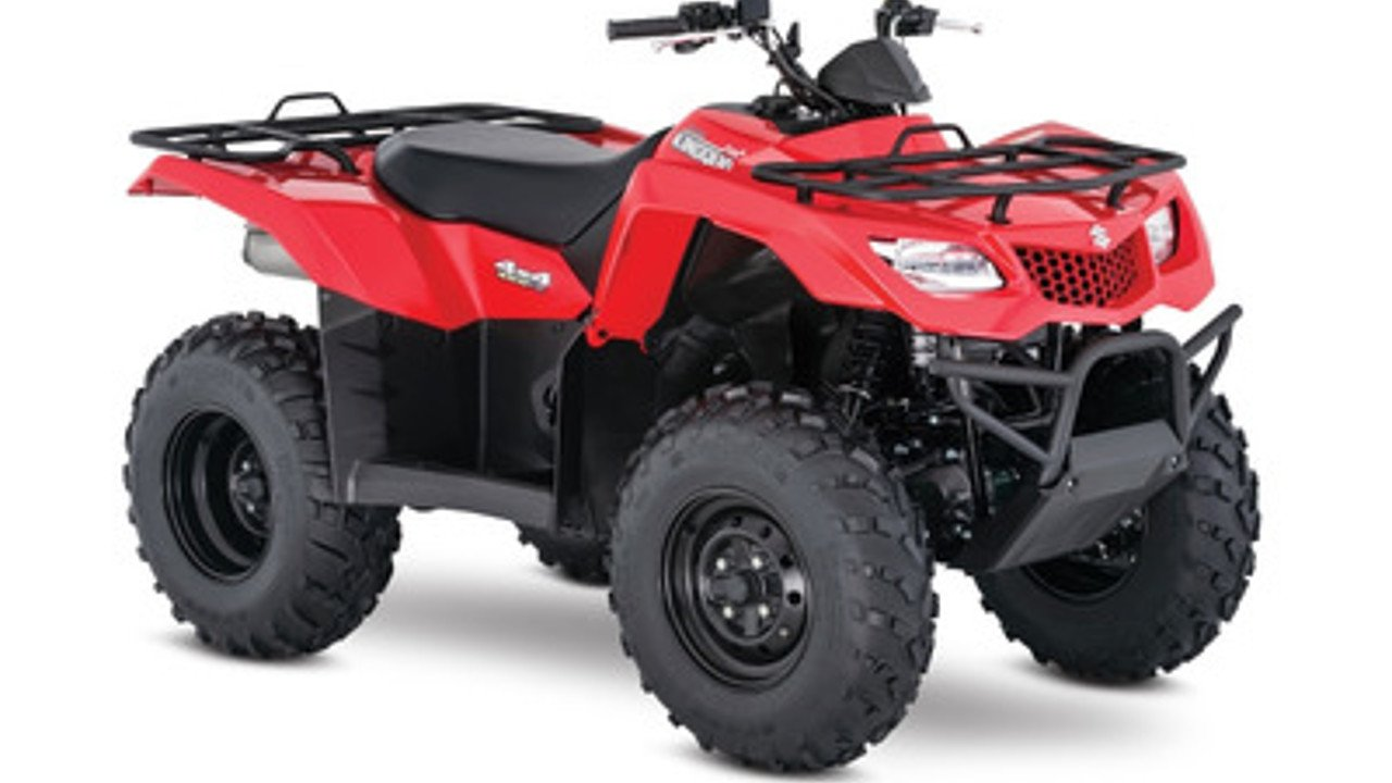 2018 Suzuki KingQuad 400 for sale 200525720