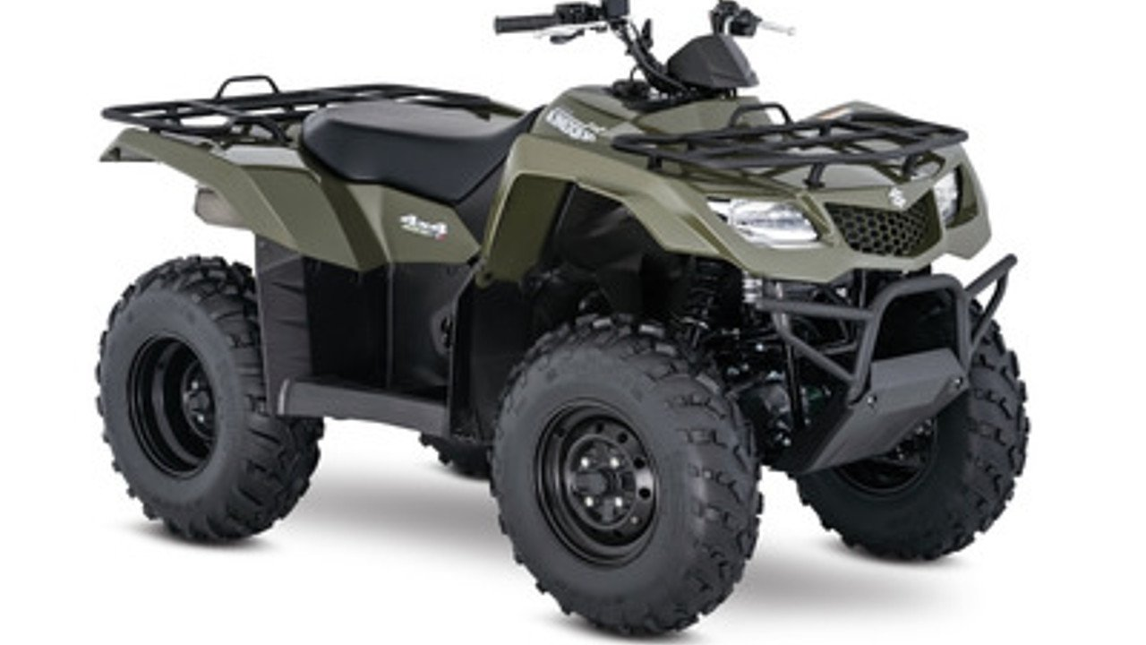 2018 Suzuki KingQuad 400 for sale 200525737