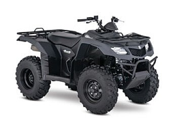 2018 Suzuki KingQuad 400 for sale 200527998