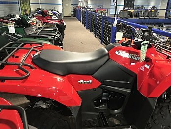 2018 Suzuki KingQuad 400 for sale 200545041