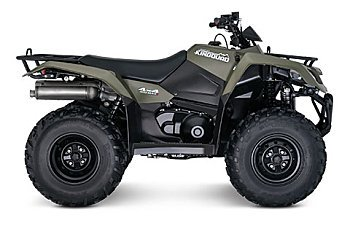 2018 Suzuki KingQuad 400 for sale 200556066