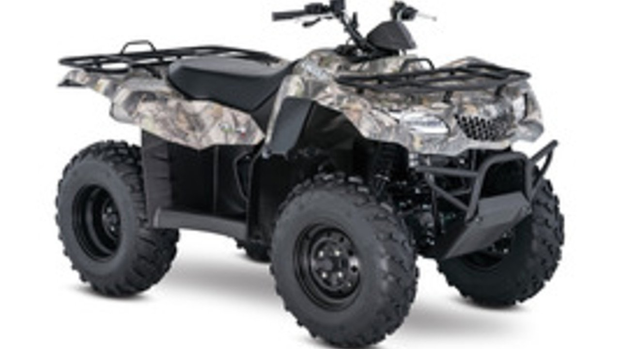 2018 Suzuki KingQuad 400 for sale 200562946