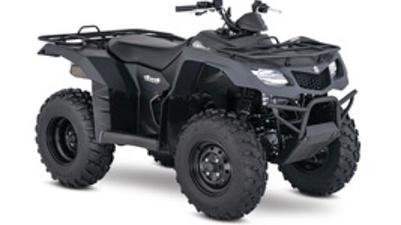 2018 Suzuki KingQuad 400 for sale 200562949