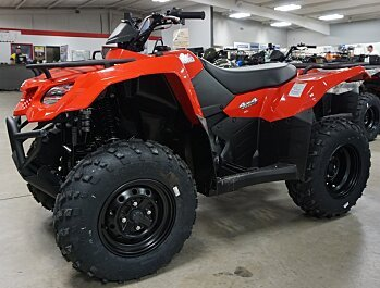 2018 Suzuki KingQuad 400 for sale 200570053
