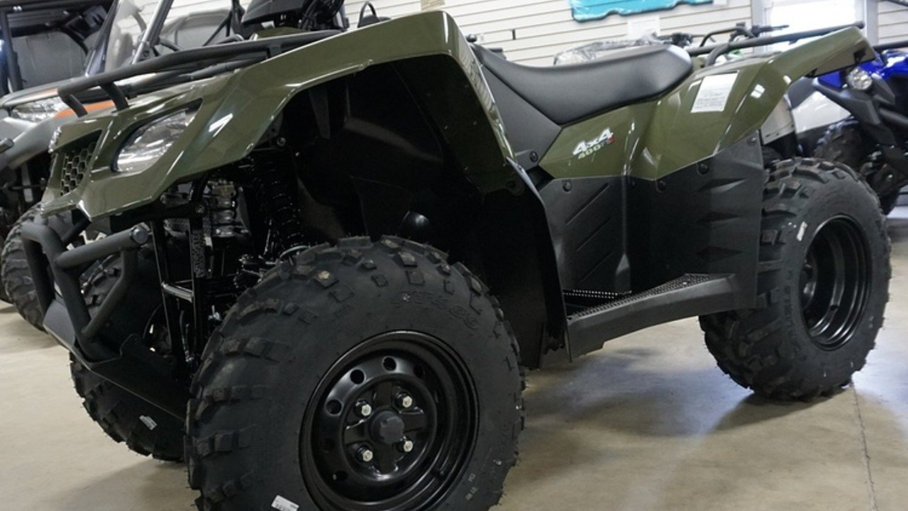 2018 Suzuki KingQuad 400 for sale 200570057