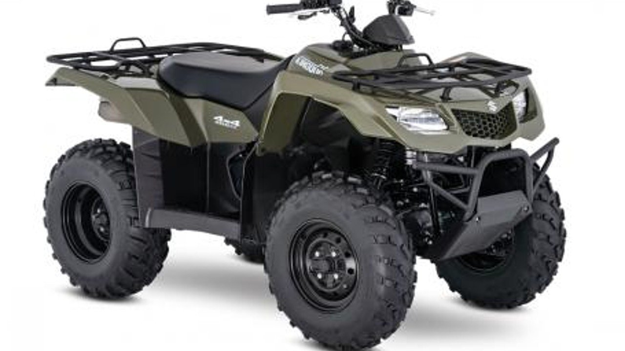 2018 Suzuki KingQuad 400 for sale 200594362