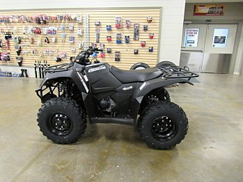 2018 Suzuki KingQuad 400 for sale 200596018