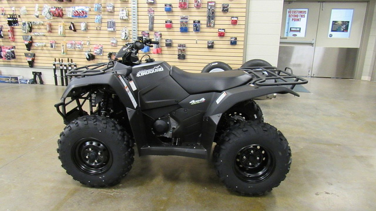 2018 Suzuki KingQuad 400 for sale 200598902