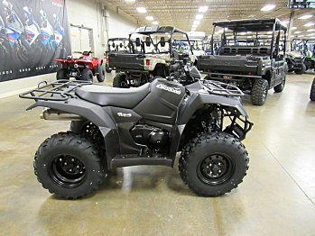 2018 Suzuki KingQuad 400 for sale 200598910