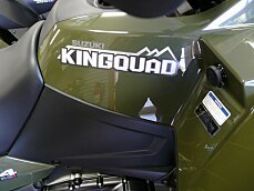2018 Suzuki KingQuad 400 for sale 200524116