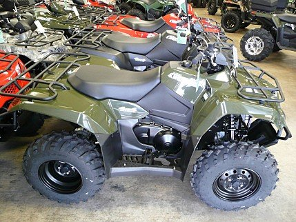 2018 Suzuki KingQuad 400 for sale 200524125