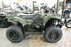 2018 Suzuki KingQuad 400 for sale 200541892