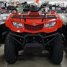 2018 Suzuki KingQuad 400 for sale 200570131