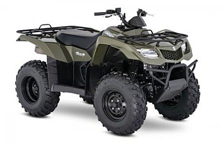 2018 Suzuki KingQuad 400 for sale 200594349