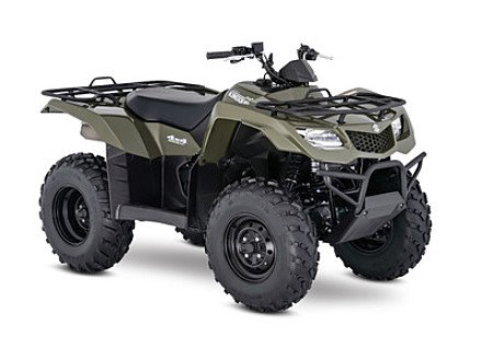 2018 Suzuki KingQuad 400 for sale 200596154