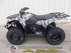 2018 Suzuki KingQuad 400 for sale 200637089