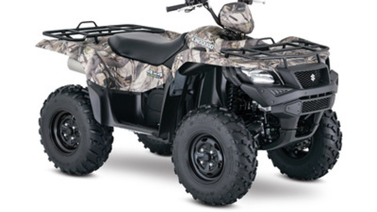 2018 Suzuki KingQuad 500 for sale 200485905