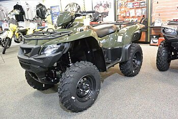 2018 Suzuki KingQuad 500 for sale 200516157