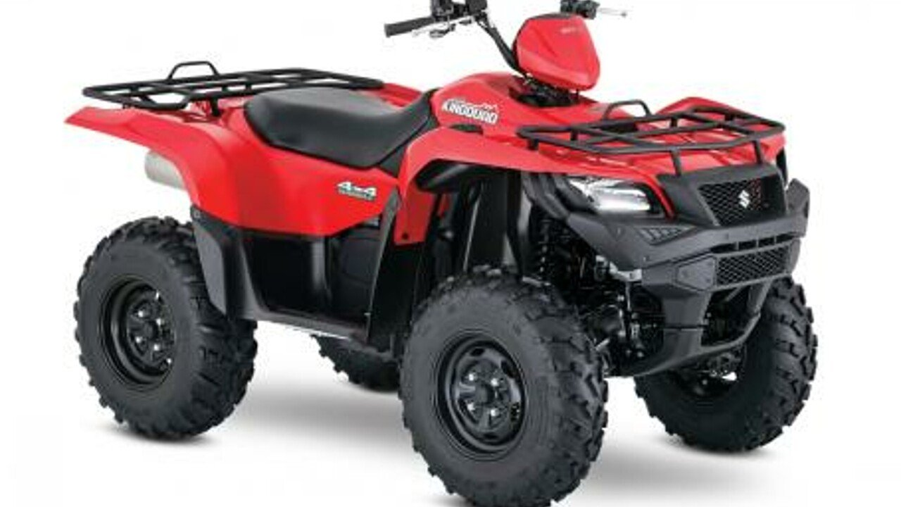 2018 Suzuki KingQuad 500 for sale 200516598