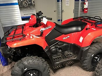 2018 Suzuki KingQuad 500 for sale 200545037