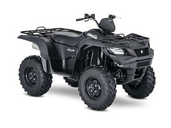 2018 Suzuki KingQuad 500 for sale 200555133
