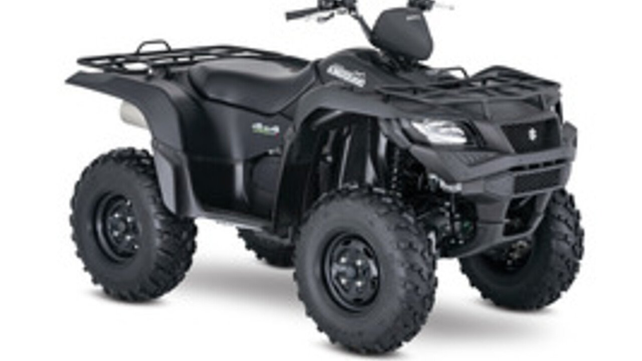 2018 Suzuki KingQuad 500 for sale 200562934