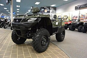 2018 Suzuki KingQuad 500 for sale 200516156