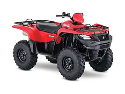 2018 Suzuki KingQuad 500 for sale 200601807